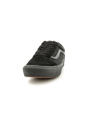 Vans 0A3Wmavnd1-R Ua Comfycush Old Skool Unisex Spor Ayakkabı Siyah Siyah